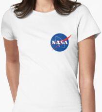 Camiseta entallada para mujer Nasa