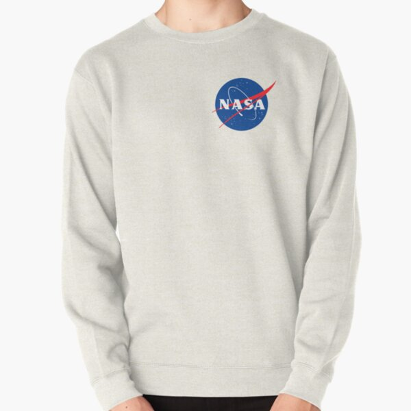 Official Nasa Pullover Sweatshirt