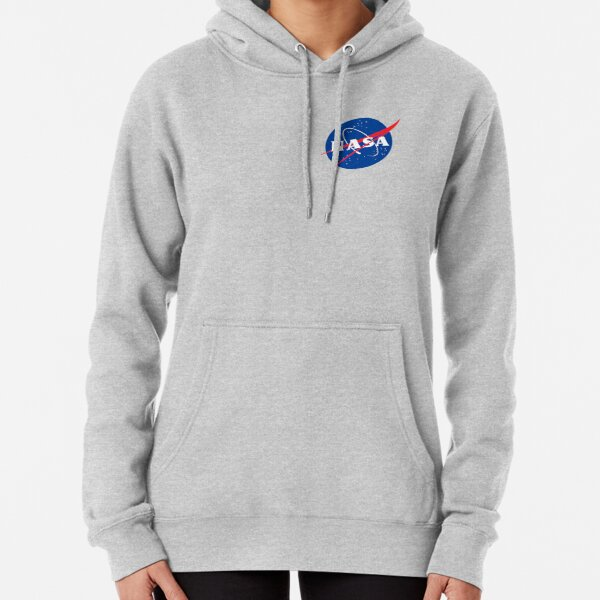 Official Nasa Pullover Hoodie