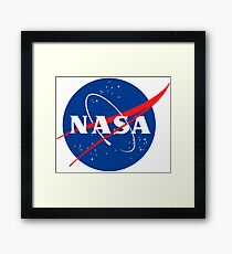 Nasa Framed Print