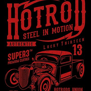 HOT ROD RACING by Super3