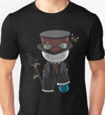 Camiseta ajustada Cry juega al mundo