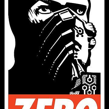 Sub Zero Has A Posse by petitnicolas