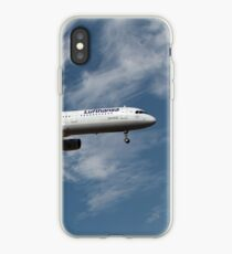 Lufthansa Airbus A321-231 iPhone Case
