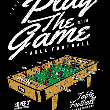 TABLE FOOTBALL by Super3