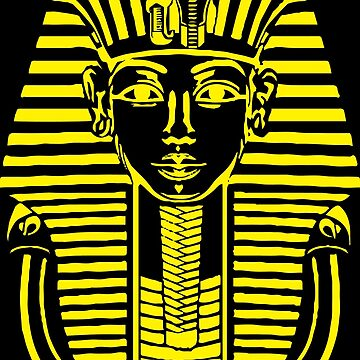 Egyptian African King Tut by AlienatedOpus