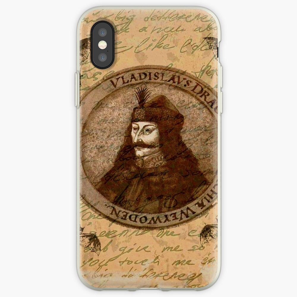 Graf Vlad Dracula iPhone-Hülle & Cover