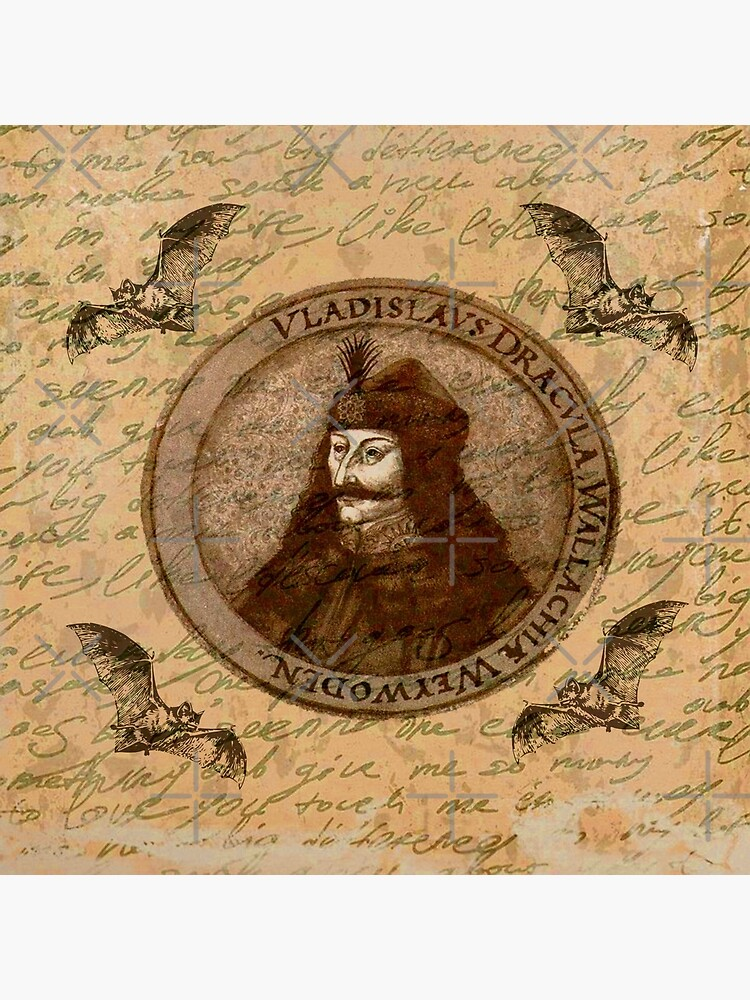 Graf Vlad Dracula von ValentinaHramov