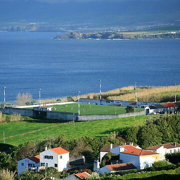 Sao Miguel, Azores by gavila