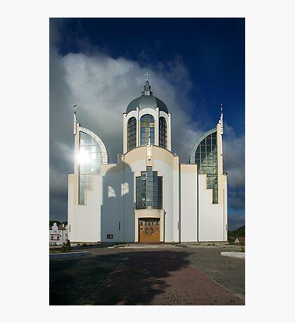 Church of St Peter and St Paul-Chortkiw, Ukraine Photographic Print