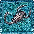 Scorpio by CandelaRiveros