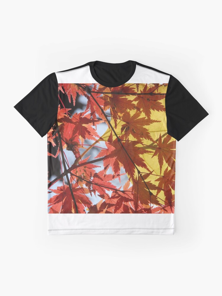 Alternate view of momiji shadow Graphic T-Shirt