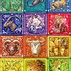 Zodiac by CandelaRiveros