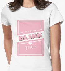 """I'm a Proud Blink"" Women's Fitted T-Shirt"