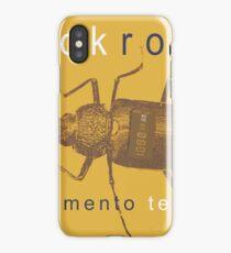clockroach iPhone Case