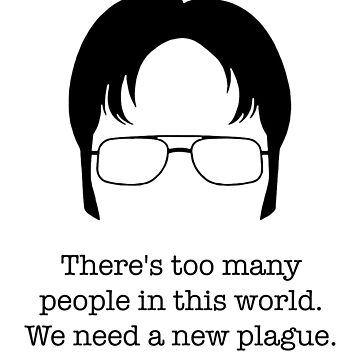 We need a new plague by fashprints