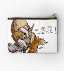 Pain Goes Here Studio Pouch
