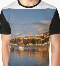 Mallaig Sunset, Scotland Graphic T-Shirt