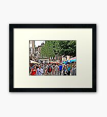 Once it was full of History! NOW!!!!!!!!!!!!! Framed Print