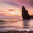Chemical Beach Seaham by David Lewins