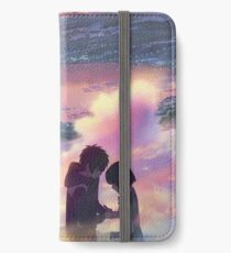 Your Name iPhone Wallet/Case/Skin