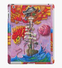 Cap'n Catacus iPad Case/Skin