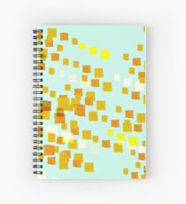 20180721 Funky Fashion No. 8 Spiral Notebook