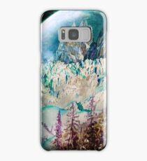 Planète glacéé Samsung Galaxy Case/Skin