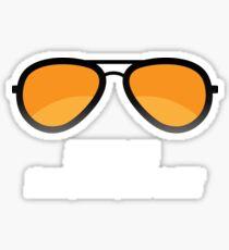 Sunglasses at Night / Gift Idea Sticker