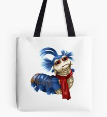 Just A Worm Tote Bag
