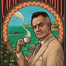 Commendatore - The Sopranos by Fernando Bresciano
