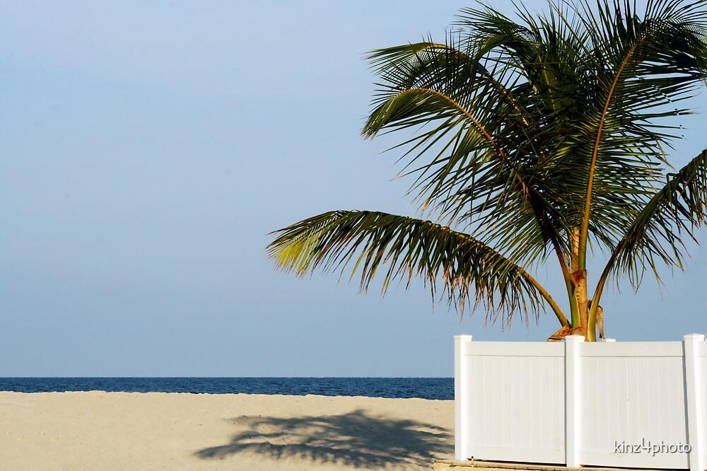 Beach view by kinz4photo