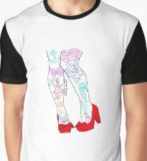 Tattooed pins Graphic T-Shirt