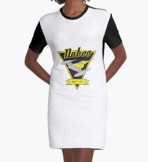 Naboo - Aviators Graphic T-Shirt Dress