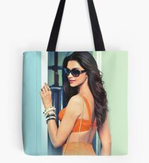 Deepika Padukone  Tote Bag