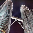 Petronas Twin Towers by Mark Prior