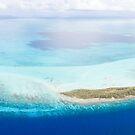 «Panorámica Bocade Cote Los Roques Venezuela» de Org Bluewater