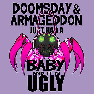 Cy Bug Doomsday and Armageddon  by dmbarnham