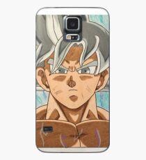 Goku Ultra Instinct - One Of A Kind - dessinés à la main Coque et skin Samsung Galaxy