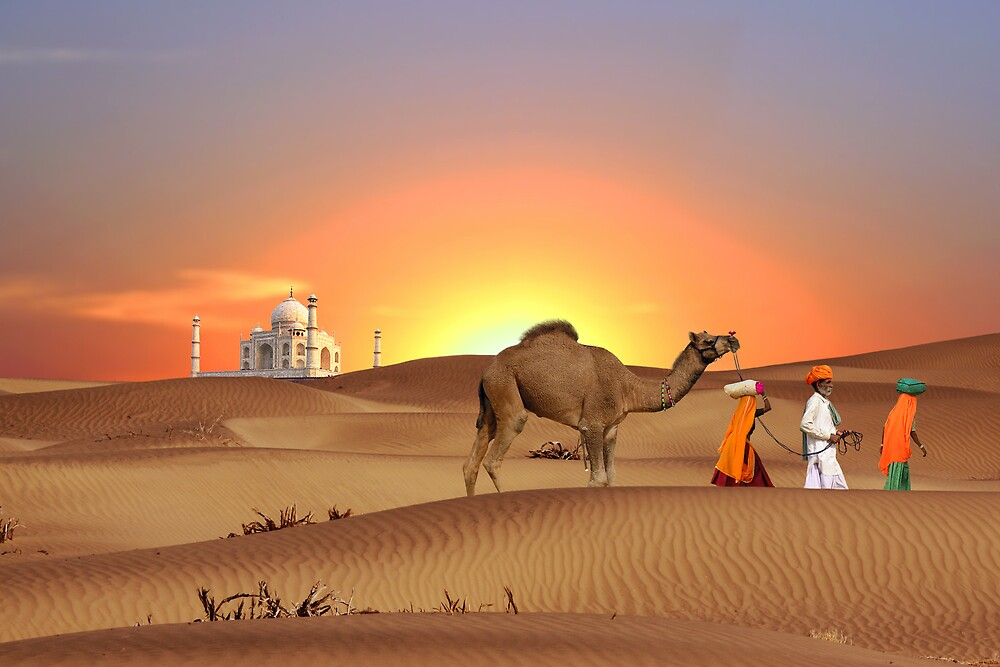 MEMORIES OF INDIA by Michael Sheridan