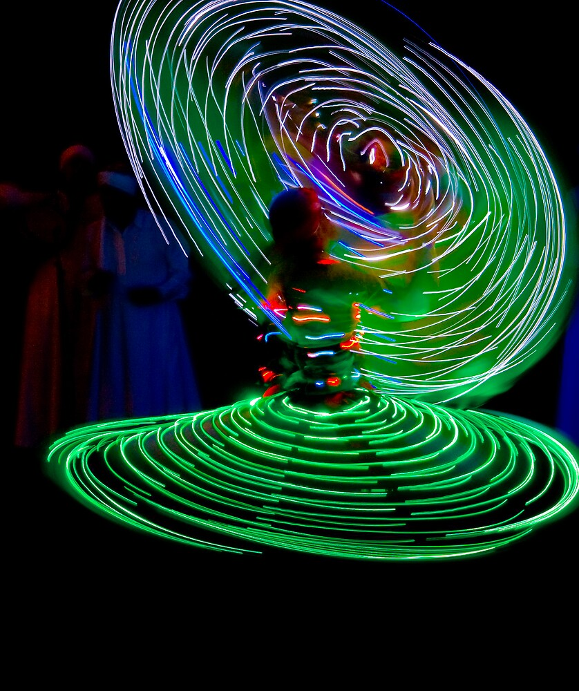 Whirling Dervish 2 by Andre Roberts