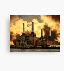 Pigs On The Wing Canvas Print