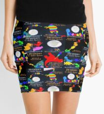 Dinosaurs in Outer Space, The Book of Yawns, Adventure 4 Mini Skirt