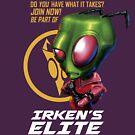 Invader Zim - Irken's Elite by Fernando Bresciano