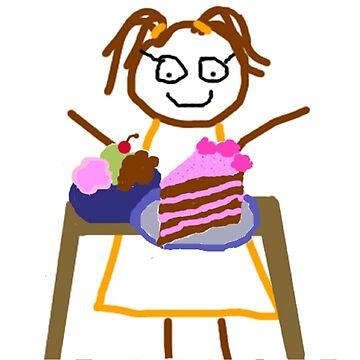 Jenny Quips:  Eat Cake! by JennyQuips