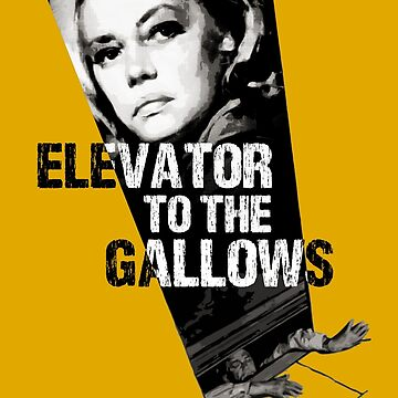 Elevator to the gallows by adriangemmel