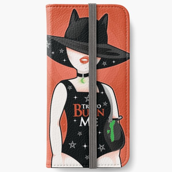 Beach Witch iPhone Wallet