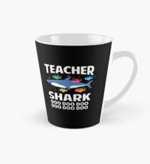 Teacher Shark Funny Teaching Baby Shark Tall Mug