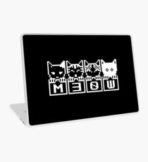THE 8-BIT CATS M30W Laptop Skin