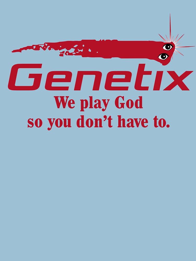 Genetix Promotional Wear by dopefish